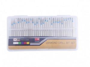 Set 30 bit-uri Dry Manicure #03