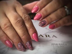 Gel color premium UV/LED Kayara 015 Colonial Rose