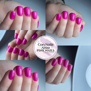 Gel color Semilac 034 Mardi Gras 5ml