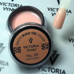 Gel UV/LED 09 Milky Peach Victoria Vynn 15ml