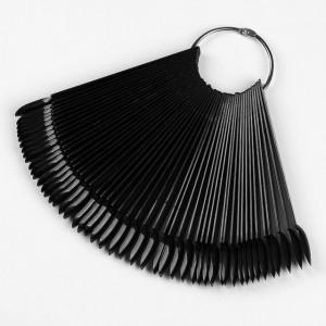 Paletar 50 tipsuri de prezentare Oval Black