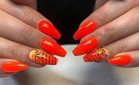 Semilac 045 Electric Orange 7ml