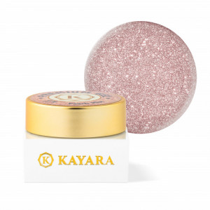 Gel color premium UV/LED Kayara 171 Peach Mist