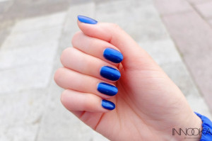 Gel color Semilac 085 Deep Ocean