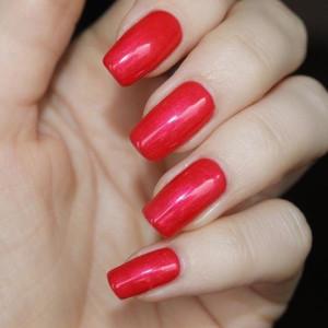 Gel color Semilac 153 Red Magnat 5ml