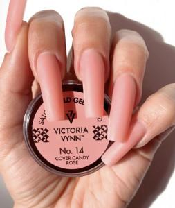 Gel UV/LED 14 Cover Candy Rose Victoria Vynn 15ml