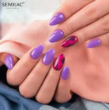 Semilac 036 Pearl Violet 7ml