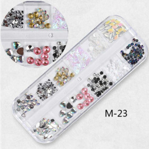 Set Strasuri Mix Design M23
