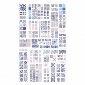 Sticker Mix F034