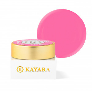 Gel color premium UV/LED Kayara 076 Baby Pink