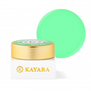 Gel color premium UV/LED Kayara 081 Spicy Mint
