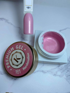 Gel color premium UV/LED Kayara 161 Marshmallow
