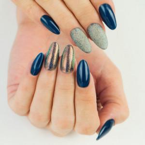 Gel color Semilac 074 Prussian Blue 5ml