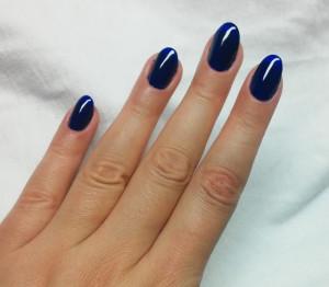 Gel color Semilac 088 Blue Ink 5ml