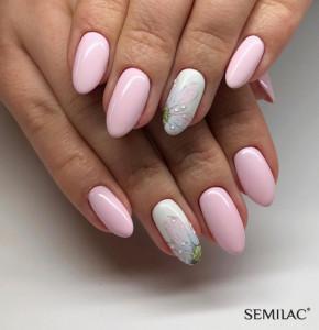 Gel color Semilac 157 Little Rosie 5ml