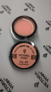 Gel UV/LED 05 Cover Peach Victoria Vynn 50ml