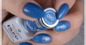 Ojă semipermanentă Pure Creamy 090 Nypd Blue