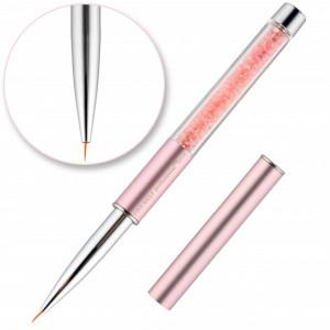 Pensula Metallic Rose - 5mm