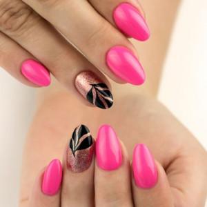 Semilac 046 Intense Pink 7ml