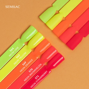 Semilac 570 Neon Watermelon 7ml