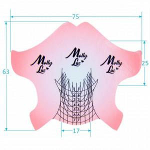 Set 100 sabloane Mollylac Bloom