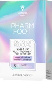 Set tratament pentru picioare One Shot