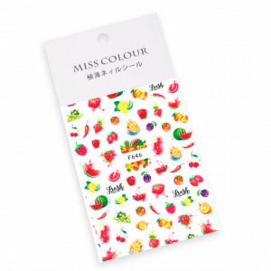 Tatuaj Fruits F646