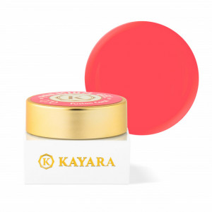 Gel color premium UV/LED Kayara 070 Fusion Coral