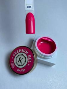 Gel color premium UV/LED Kayara 085 Hot Lips
