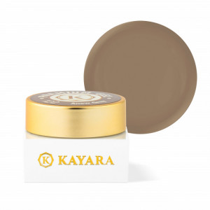 Gel color premium UV/LED Kayara 122 Anew Grey
