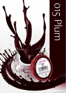Gel color Semilac 015 Plum