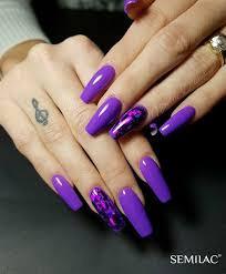 Gel color Semilac 036 Pearl Violet 5ml