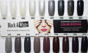 Gel color Semilac 092 Shimmering White 5ml