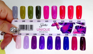 Gel color Semilac 126 Queen of the Night 5ml