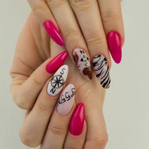 Semilac 517 Neon Pink 7ml