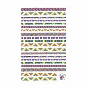 Sticker Lines R056