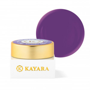 Gel color premium UV/LED Kayara 136 Lavender Relax