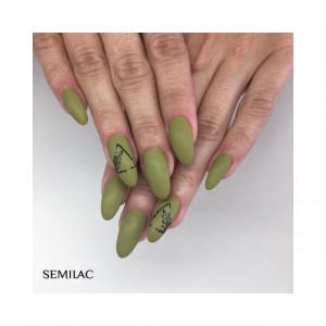 Gel color Semilac 150 Hunter Queen 5ml