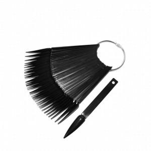 Paletar 40 x tipsuri de prezentare Stiletto Black