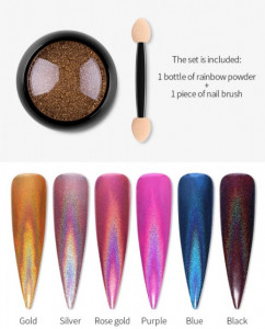 Pigment Magic Rainbow 03 Rose Gold