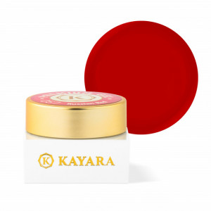 Gel color premium UV/LED Kayara 057 Russian Red
