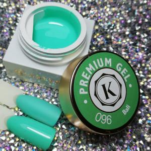 Gel color premium UV/LED Kayara 096 Bali