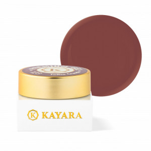 Gel color premium UV/LED Kayara 123 Toffee Crunch
