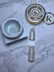 Gel color premium UV/LED Kayara 166 Viva Glam
