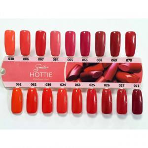 Gel color Semilac 062 Poppy Red 5ml