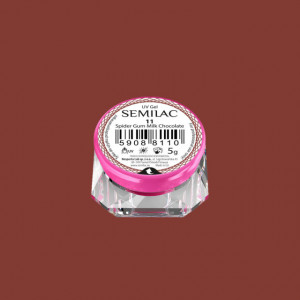 Gel Spider Gum Semilac -11 Milk Chocolate 5ml