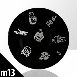Matrita Halloween M13