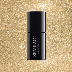 Semilac 037 Gold Disco 7ml