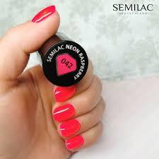 Semilac 042 Neon Raspberry 7ml