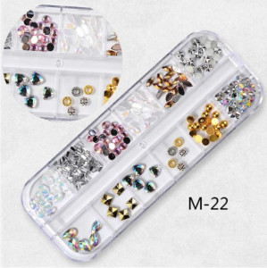 Set Strasuri Mix Design M22